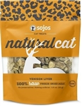 Sojos Cat Naturals Treats Venison Liver 1 oz.