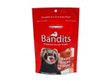 Marshall Pet Bandits Ferret Treat, Meaty Bacon, 3oz