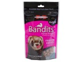 Marshall Bandits Freeze Dried Treats Rabbit .75 oz.