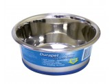 OurPet's Durapet Premium Stainless Steel Bowl .75pt