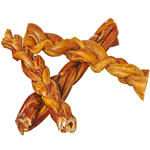 Redbarn Braided Bully Stick 7in/20ct