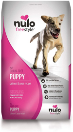 Nulo FreeStyle Puppy Salmon & Peas Recipe 24lb