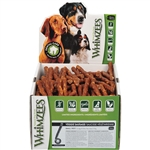 Whimzees Veggie Sausage Small 150 Count Bulk Box