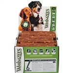 Whimzees Veggie Sausage Large 50 Count Bulk Box