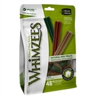 Whimzees Bulk Box Veggie Sausage XL 30 Count