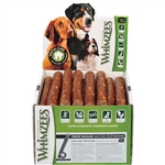 Whimzees Veggie Sausage X-Large 30 Count Bulk Box