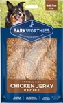 Barkworthies Chicken Jerky Recipe with Blueberry & Cranberry Blend 2-pk.-Flow Pack   Sold As Whole Case Of: 20