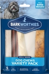 Barkworthies Small Variety Pack Sold As Whole Case Of: 6
