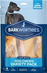 Barkworthies Large Variety Pack Sold As Whole Case Of: 6