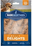 Barkworthies Bully Delights (Net Wt. 8 oz. ) Sold As Whole Case Of: 6