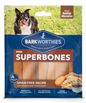 Barkworthies Mini SuperBone Grain Free Chicken Sweet Potato (12-Pack )