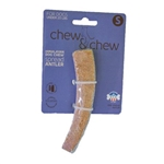 Himalayan Dog Chew   Antler Spread SM