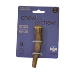 Himalayan Dog Chew   Antler Stuffed Small