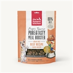 Honest Kitchen  Dog Proper Topper Grain Free Beef  14 oz.