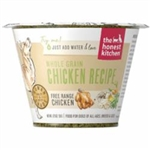 Honest Kitchen  Dog Whole Grain Chicken 1.75 oz.  Cup (Case of 12)