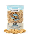 Icelandic+ Mini Cod Fish Chips for Training / Small Dogs 2oz Tube