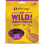 Etta Says! Dog Wild Jerky Duck 6 oz.