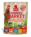 Plato Farmers Market Real Strips Chicken/Veg 14.1 oz.