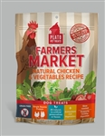 Plato Farmers Market Real Strips Chicken/Veg  4 oz.