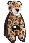 Charming Pet Cuddle Tug-Lively Leopard