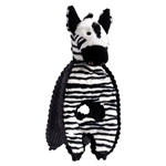 Charming Pet Cuddle Tug-Ziggy Zebra
