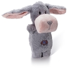 Charming Pet Puppet Squeaks-Bunny