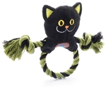 Charming Pet Products Ring Toss Black Cat