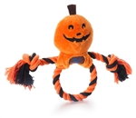 Charming Pet Products Ring Toss Pumpkin