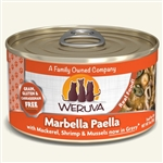 Weruva Cat Marbella Paella 3 Oz.  Case of 24