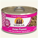 Weruva Cat Asian Fusion 3 Oz.  Case of 24