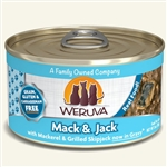 Weruva Cat Mack Jack 3 Oz.  Case of 24