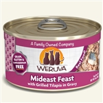 Weruva Cat Mideast Feast 3 Oz.  Case of 24
