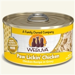 Weruva Cat Paw Lickn Chicken 3 Oz.  Case of 24