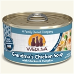 Weruva Cat Chicken Soup 3 Oz.  Case of 24