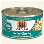 Weruva Cat Funky Chunky 3 Oz.  Case of 24