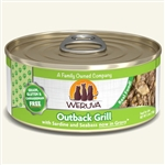 Weruva Cat Outback Grill  5.5 Oz.  Case of 24