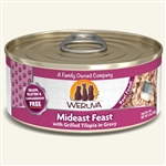 Weruva Cat Mideast Feast 5.5 Oz.  Case of 24
