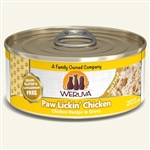 Weruva Cat Paw Lickn Chicken 5.5 Oz.  Case of 24