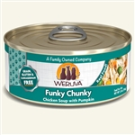 Weruva Cat Funky Chunky 5.5 Oz.  Case of 24