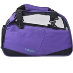 Bergan Voyager Comfort Carrier in Purple Large