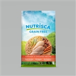 Nutrisca Chicken Chickpea 4lbs.
