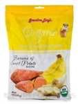 Grandma Lucys Dog Organic  Baked  Banana  Treat  14 oz..
