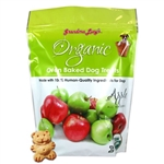 Grandma Lucys Dog Organic  Baked  Apple Treat  14 oz..