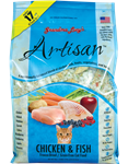 Grandma Lucys Cat  Artisian Grain Free Chicken &Fish  3 Lbs.