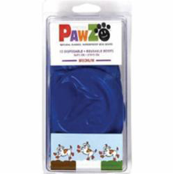 Pawz Dog Boots Medium Blue