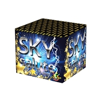 Sky Salute Cake from Sonic Fireworks Shop