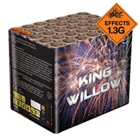 King Willow 35shot - Sonic Fireworks Shop