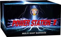 Power Station 1 Cake from Sonic Firework Shop