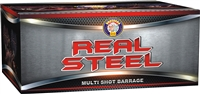 Real Steel Cake from Sonic Firework Shop