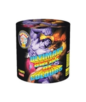 Ultimate Battle of Colours Cake from Sonic Fireworks Shop